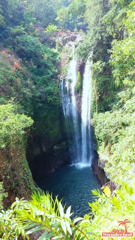 Aling aling waterfall. Coverphoto. The Bali Bucket List with 124 things to do! #girlswanderlust #Bali #Indonesia #wanderlust #travel