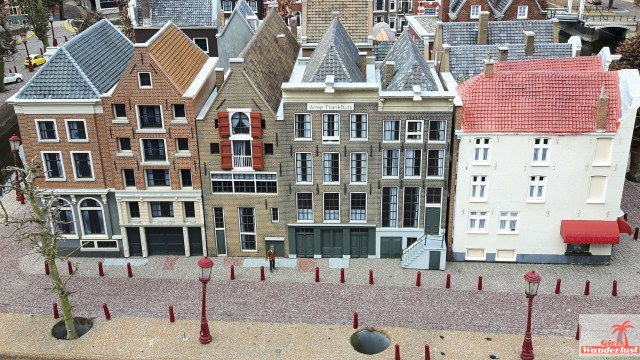 Coverphoto. Five reasons why you should visit Madurodam, a miniature park of the Netherlands.  Anna Frank House @girlswanderlust #girlswanderlust.jpg