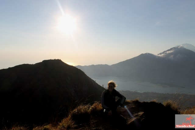Mt Batur Sunrise trekking 2. Coverphoto. The Bali Bucket List with 124 things to do! #girlswanderlust #Bali #Indonesia #wanderlust #travel