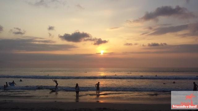 Sunset Kuta