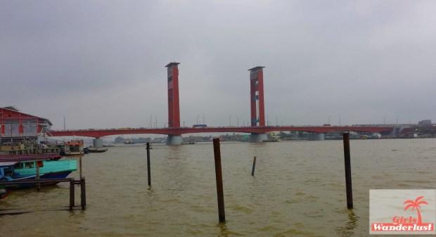 Ampera Bridge. City guide Palembang, Sumatra, Indonesia – activities and food.jpg