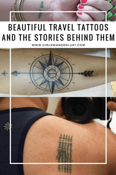 Beautiful travel tattoos and the stories behind them! via @girlswanderlust #traveltattoo #tattoo #tattoos #travel #wanderlust #girlswanderlust #travelinspiration #reizen #traveling #reistattoo.png