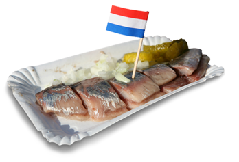 Haring. Dutch food bucket list - 30 Foods you must try in the Netherlands via @girlswanderlust.png