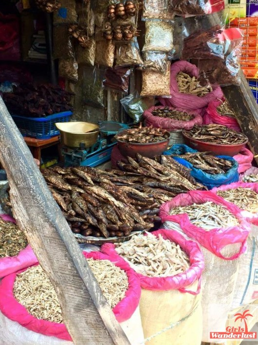 Market Kathmandu