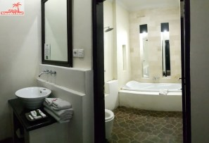Superior room - Bathroom