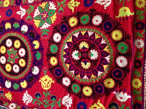 Uzbek Textiles - 7