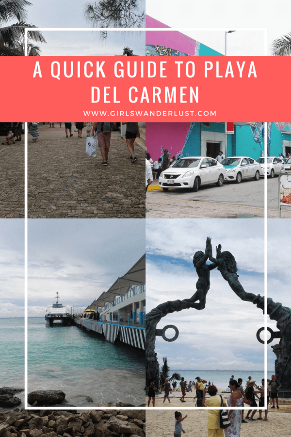 a quick guide to playa del carmen