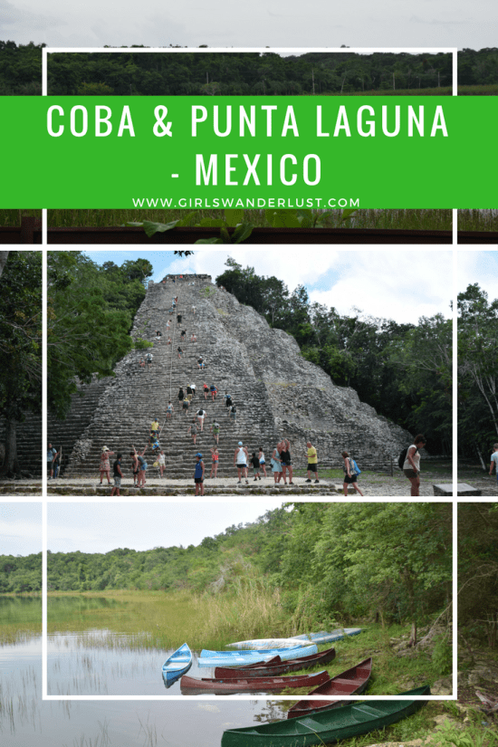Coba and Punta Laguna - Mexico