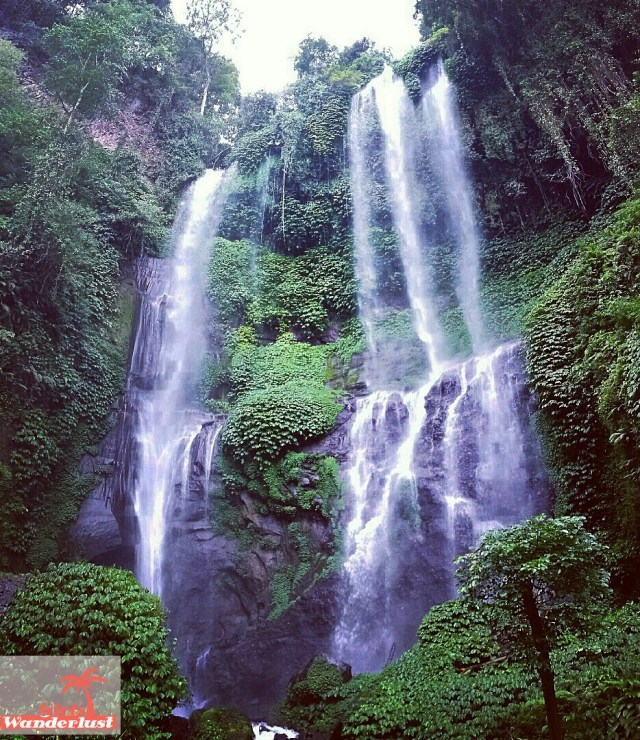 Discover the best waterfalls of Bali 15 magical waterfalls to add to your Bali bucket list by @girlswanderlus #Bali #indonesia #indonesie #waterfall #waterval #traveltip #wanderlust #wa