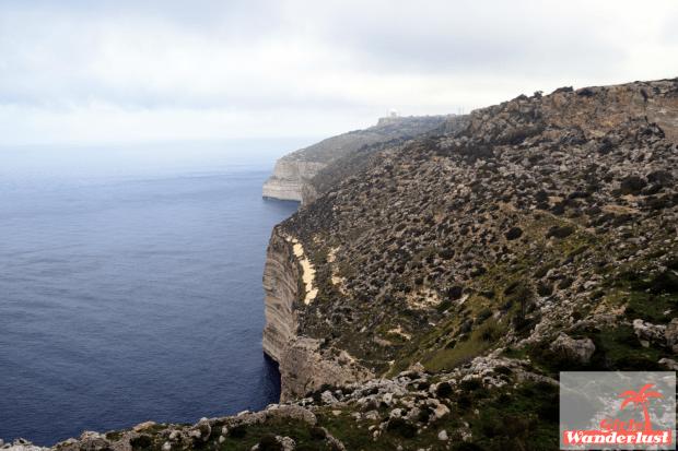 Dingli Cliffs 2