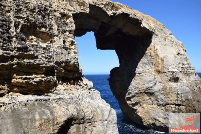 Rock Formation - Gozo