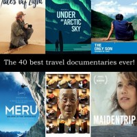 40 Travel documentaries that open your eyes to secrets, adventure, new ways of live and a lot of wanderlust!