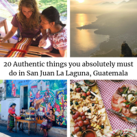 20 Authentic things you absolutely must do in San Juan La Laguna, Guatemala