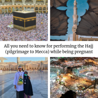 All you need to know for performing the Hajj (pilgrimage to Mecca) while being pregnant