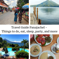Travel Guide Panajachel - Things to do, eat, sleep, party, and more