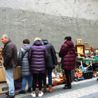 The Ultimate Guide to El Rastro Madrid + Tips!