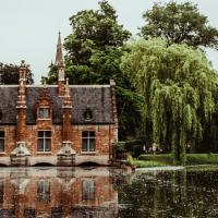 Bruges Canal Tour. Go aboard and explore Bruges!
