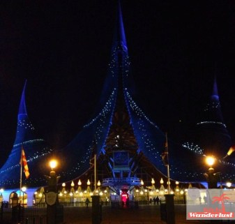 Efteling by night