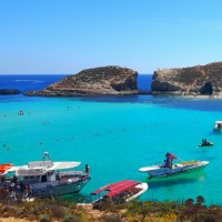 The Blue Lagoon, Comino Island – A piece of paradise in Malta
