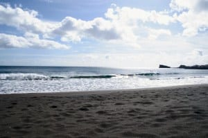 Girls Who Travel | The Black Sand Beaches of the Azores