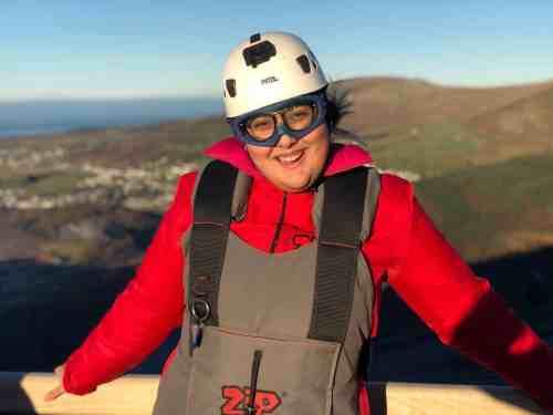 Girls Who Travel | Ziplining the Velocity 2