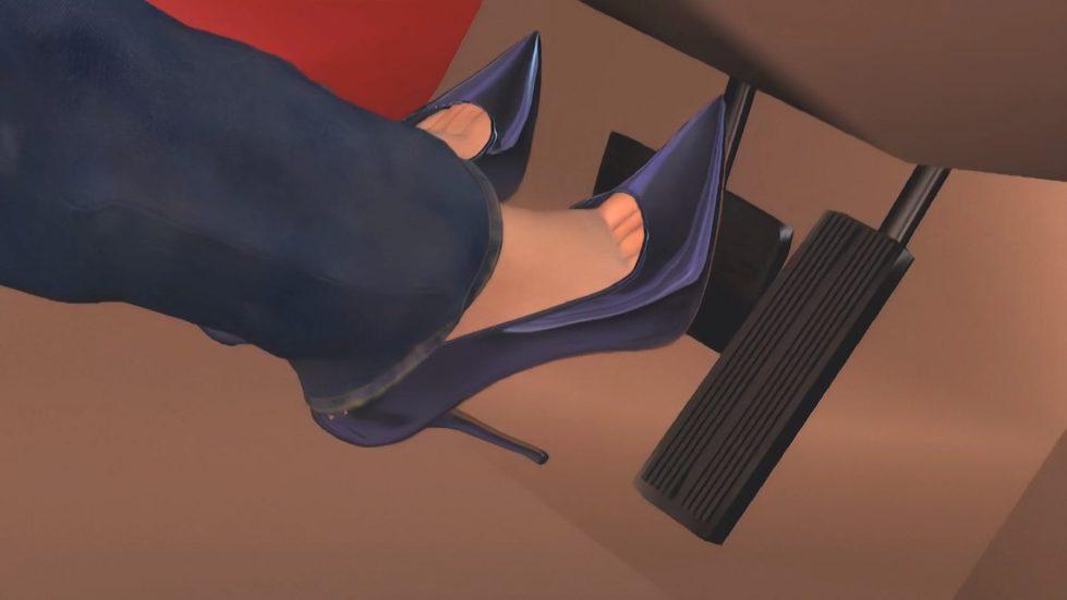 Nina HD (heels)