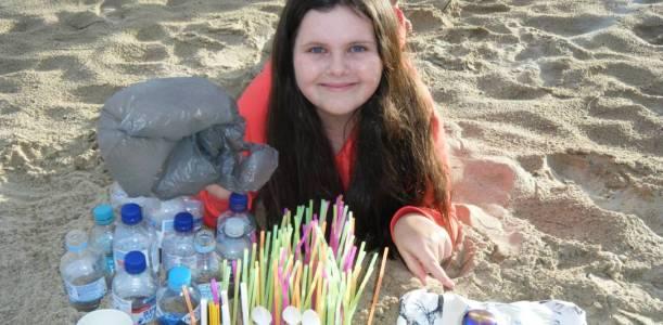 Little Girls Doing Big Things 002: Shalise of Shalise's Ocean Support