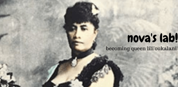 Nova's Lab! Becoming Queen Lili'uokalani's Ukulele