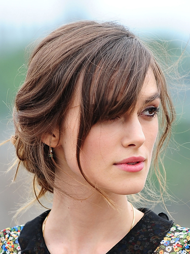 25 Easy And Chic Updos For Medium Hair