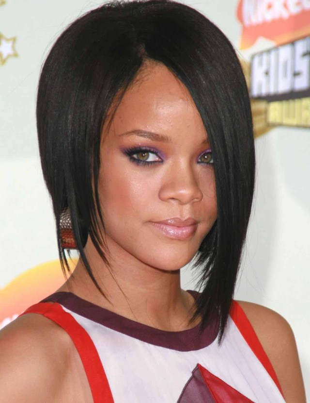 best hairstyles for big foreheads