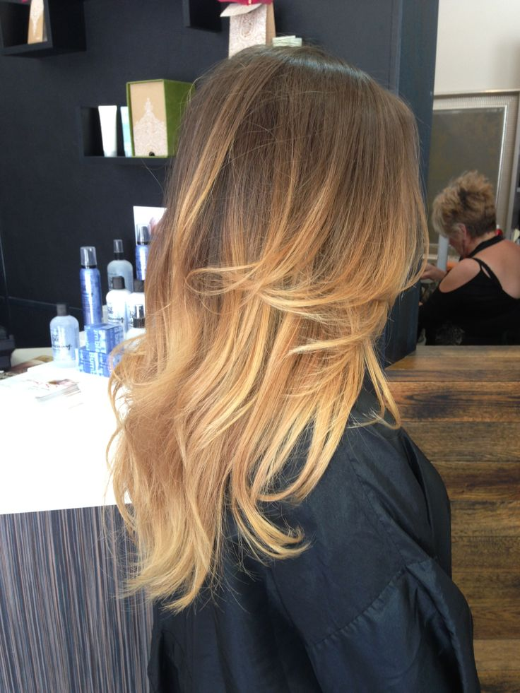 Honey Light Brown Hair Color