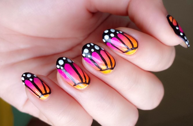 Nail Arts Design And Latest Designs By Sanfoaboutz