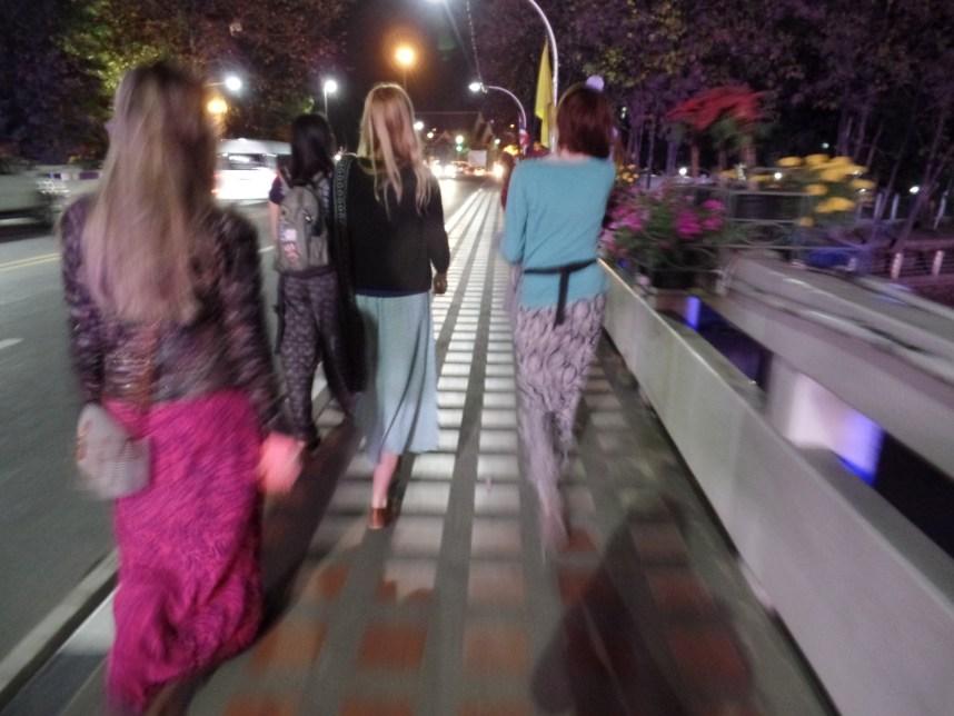 Chaing Mai - Pretty Bridge