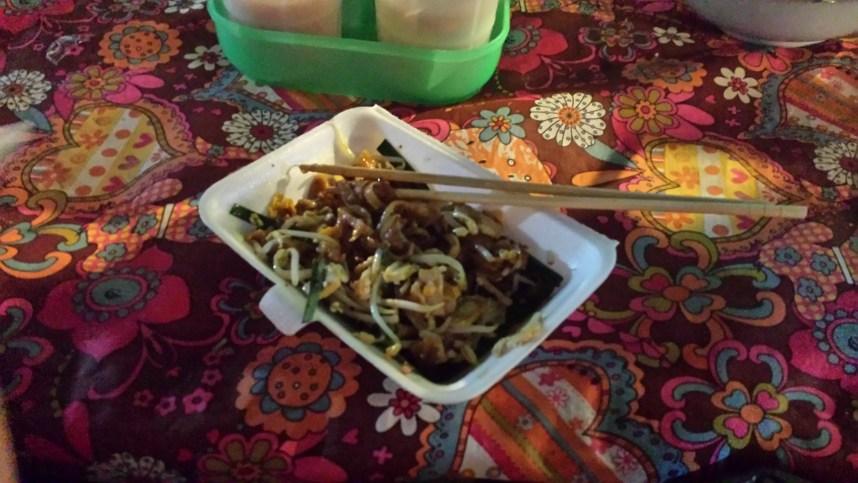 First Pad Thai - Chaing Mai