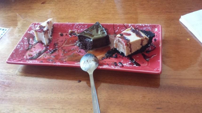 Dessert in Newport
