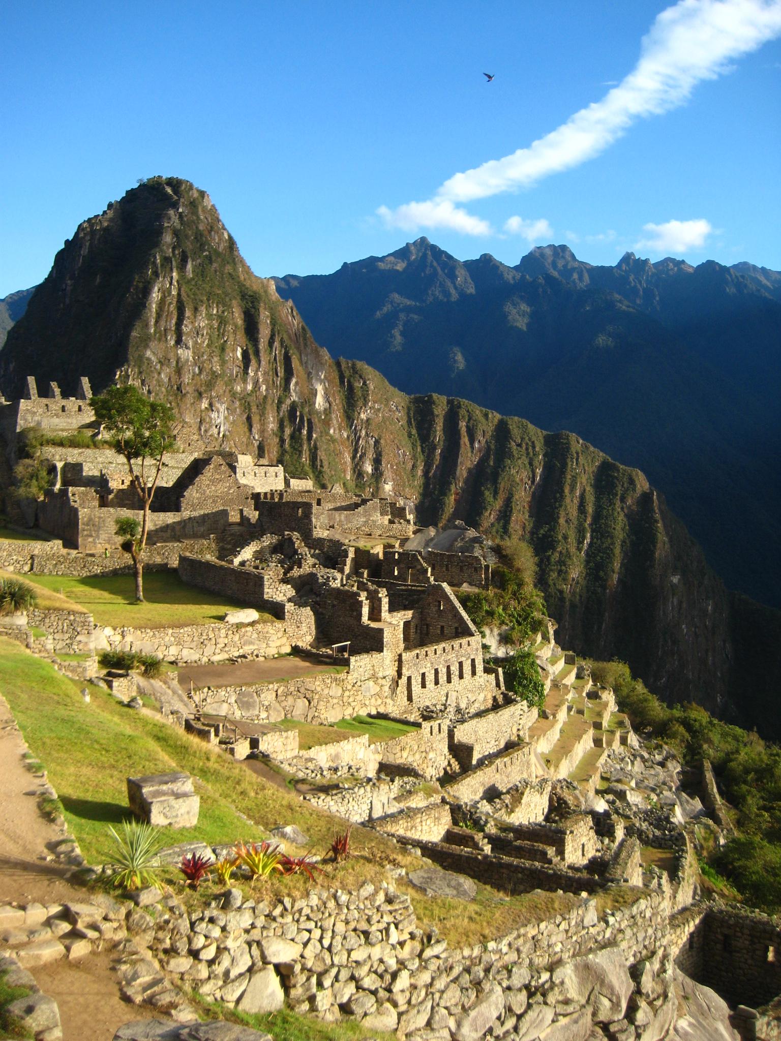 Beautiful Machu Picchu