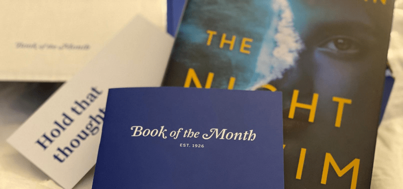 Joining the Book of the Month Club