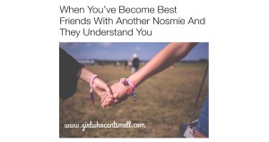 Anosmia Best Friends Meme Facebook