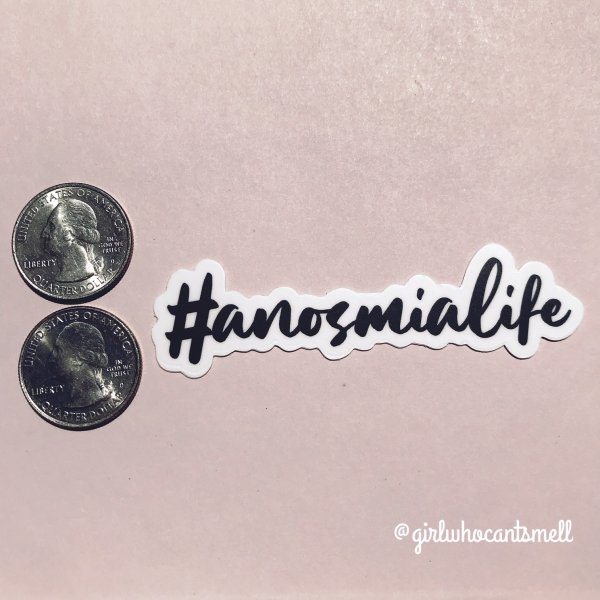 anosmialife sticker
