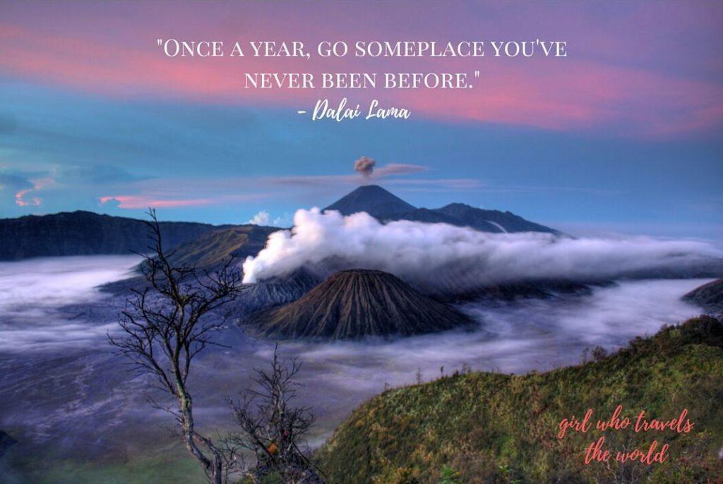 Great Travel Quotes, Dali Lama Travel Inspiration
