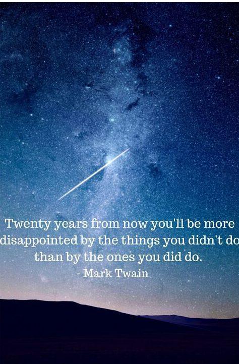 Mark Twain Travel Inspiration, Great Travel Quotes