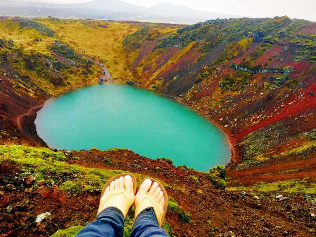 Facts About Iceland for the Visitor, Girl Who Travels the World, Kerid Crater