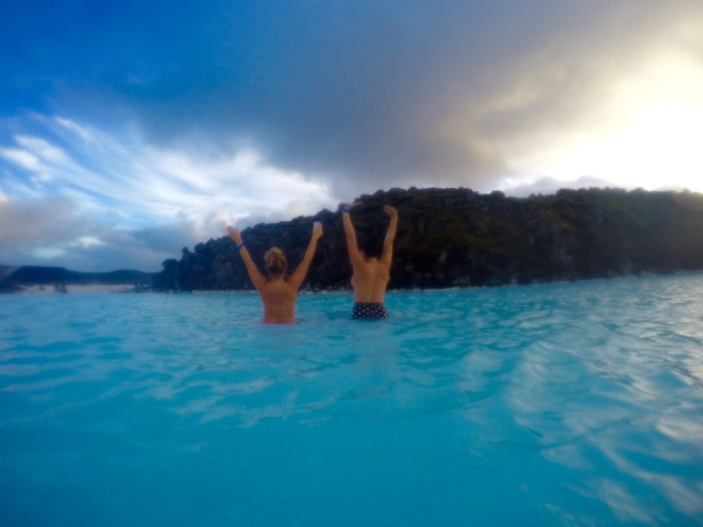 How to Fix Blue Lagoon Hair, Iceland Travel
