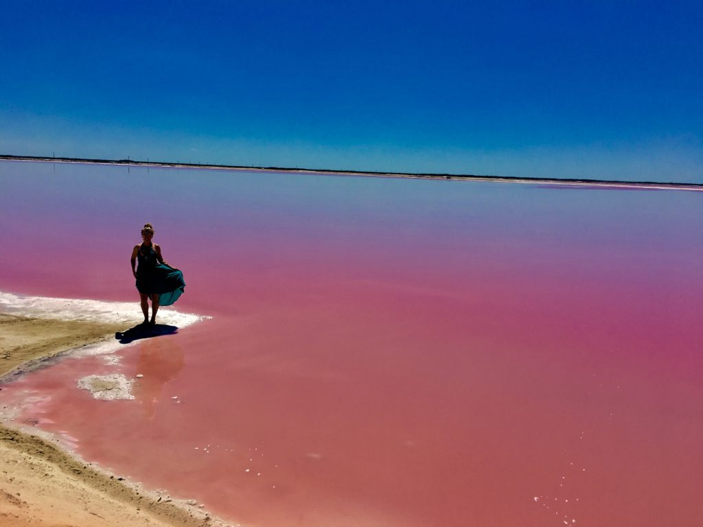 How to Get to Pink Sea in Mexico! Girl Who Travels the World