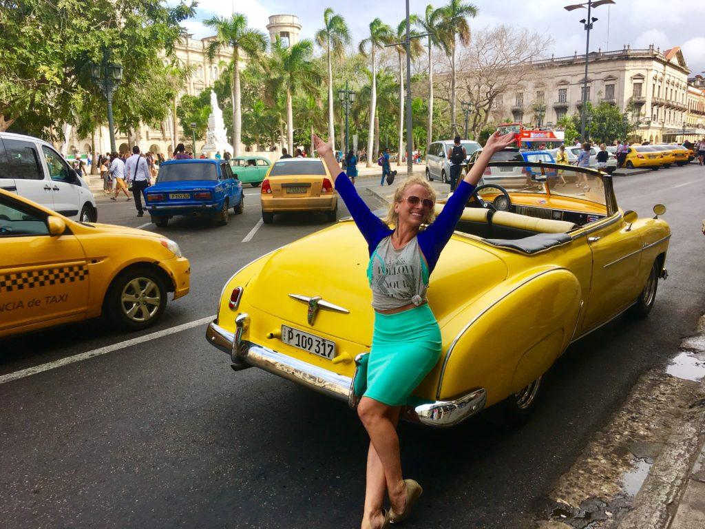 Cuba Travel, Havana, Girl's Trip