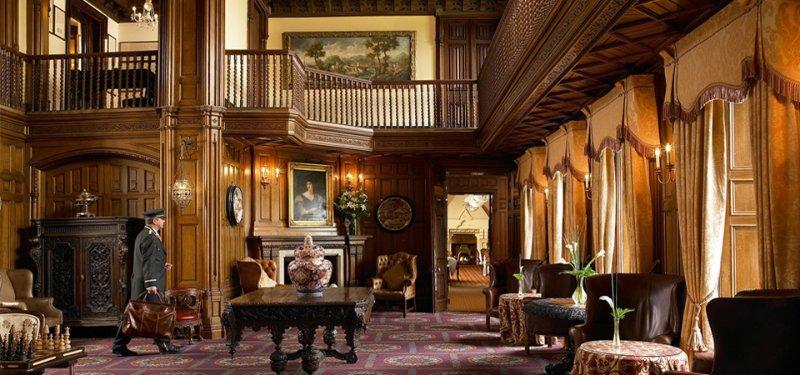 Ashford Castle, Inside the Castle