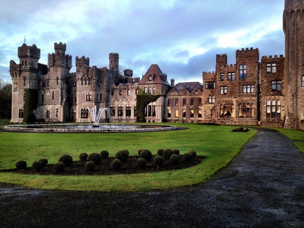 Ashford Castle, Ireland, Girl Who Travels the World