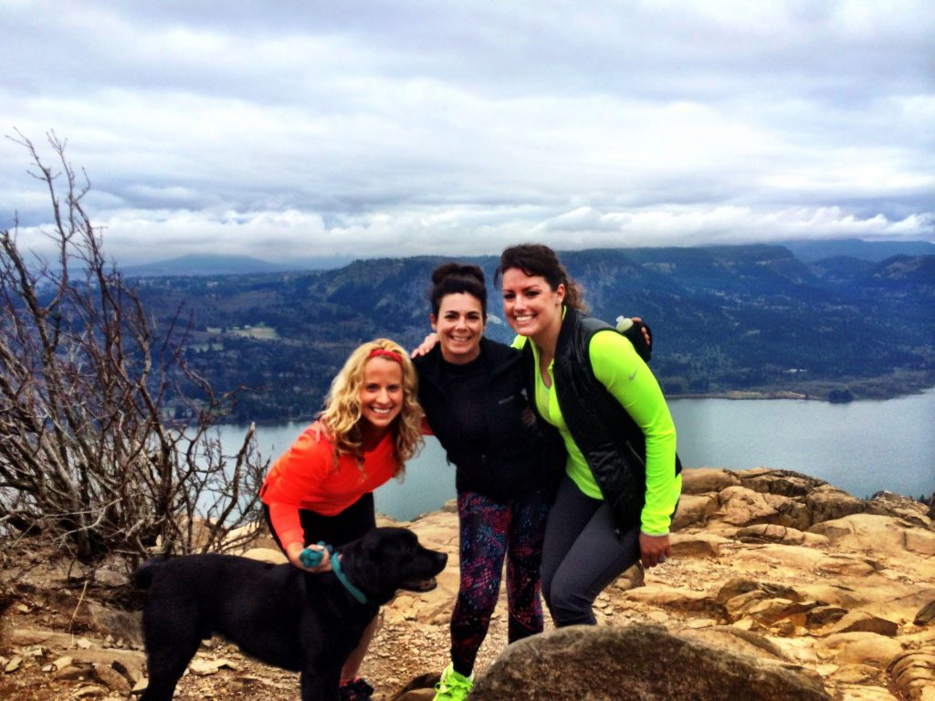 Angel's Rest Hike, Great Oregon Hikes