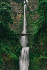 Multnomah Falls Hike, Winter, Great Oregon Hikes