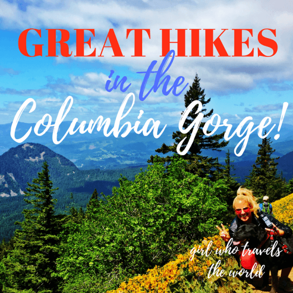 Great Hikes in the Columbia Gorge
